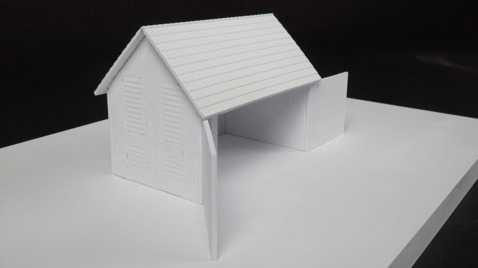 3d architekturmodelle schlagheck design for Architektur 3d druck