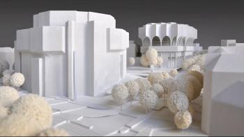 3d-architekturmodell-neuer-gasteig-muenchen-peter haimerl-architektur-schlagheck-design-oberhaching