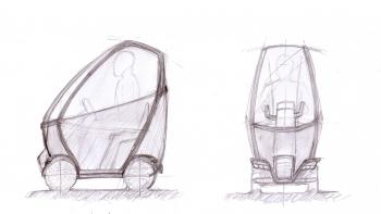 produktentwicklung-minniemobil-e-scooter-kabinenvision-sketches-schlagheck-design
