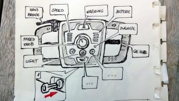 produktentwicklung-minniemobil-e-scooter-konzept-cockpit-steuerung-schlagheck-design